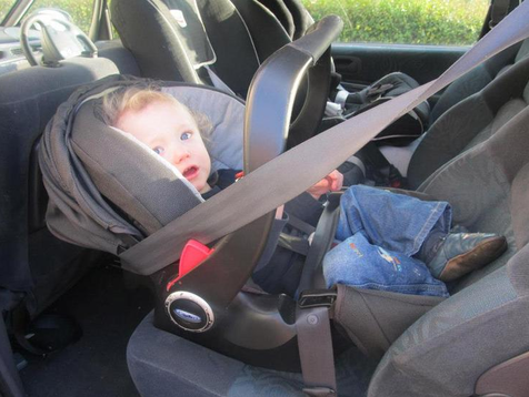 Rear Facing Car Seats When To Turn The Kids Around For Safety